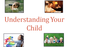 Understanding How Your Child Learns- Part 2