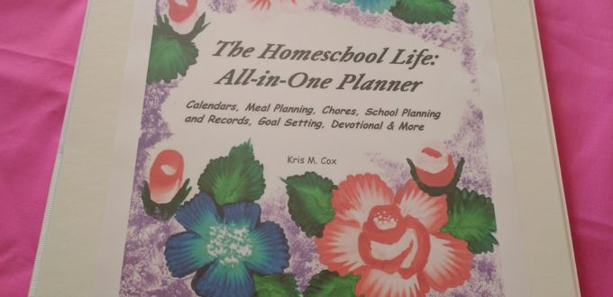 A New Way to Manage Your Home and Homeschool…