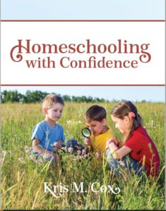 This image has an empty alt attribute; its file name is Homeschooling-with-Confidence-cover-235x300.jpg